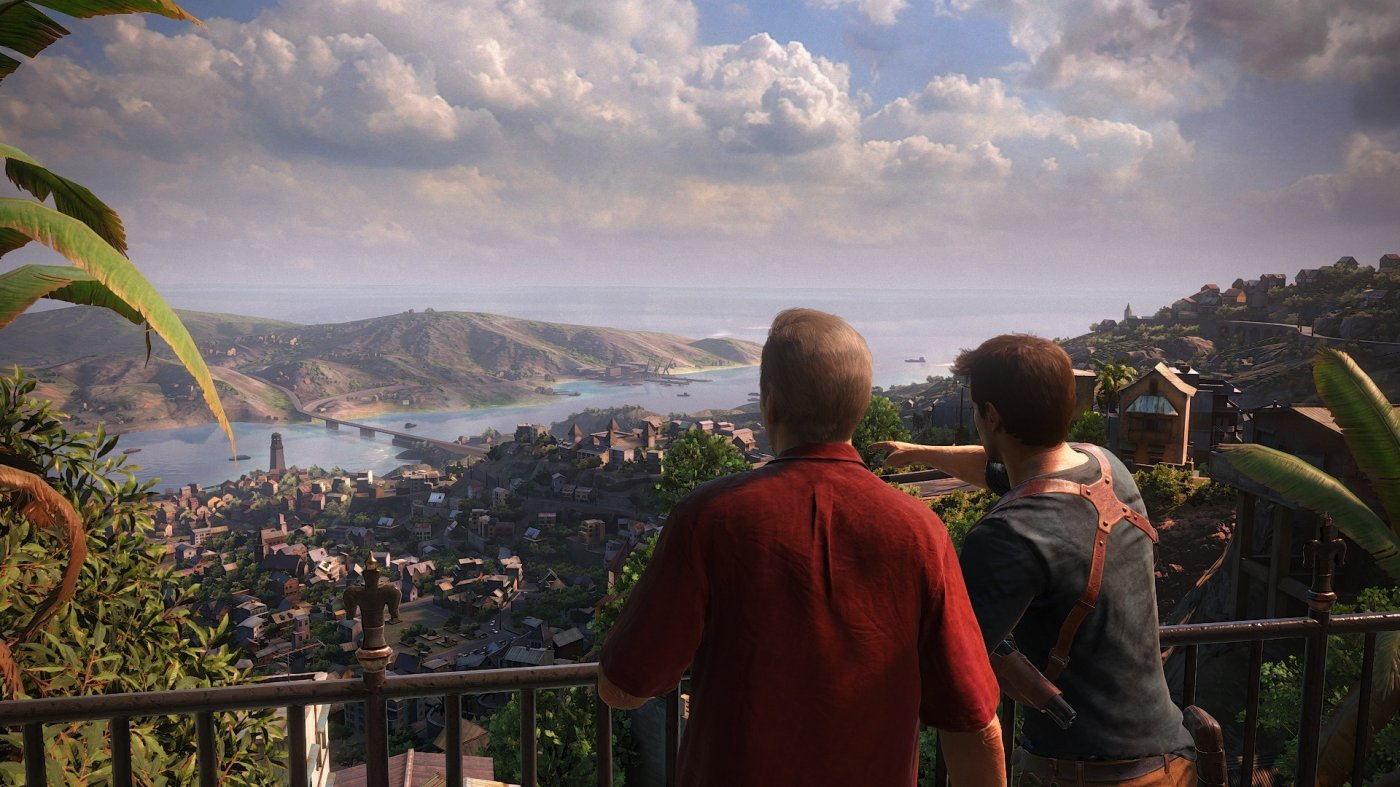 Uncharted 4 A Thief's End High Quality Wallpapers
