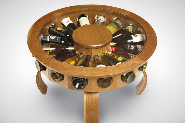Unusual Bar Coffee Table