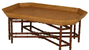 Urban Rattan Coffee Table