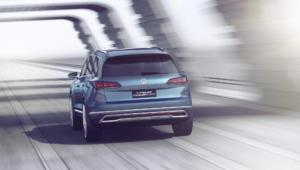 Volkswagen T Prime Concept GTE HD Wallpaper