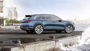 Volkswagen T Prime Concept GTE High Definition Wallpapers