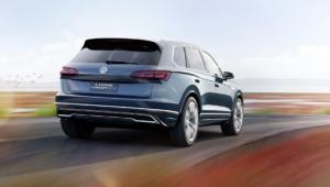 Volkswagen T Prime Concept GTE Pictures