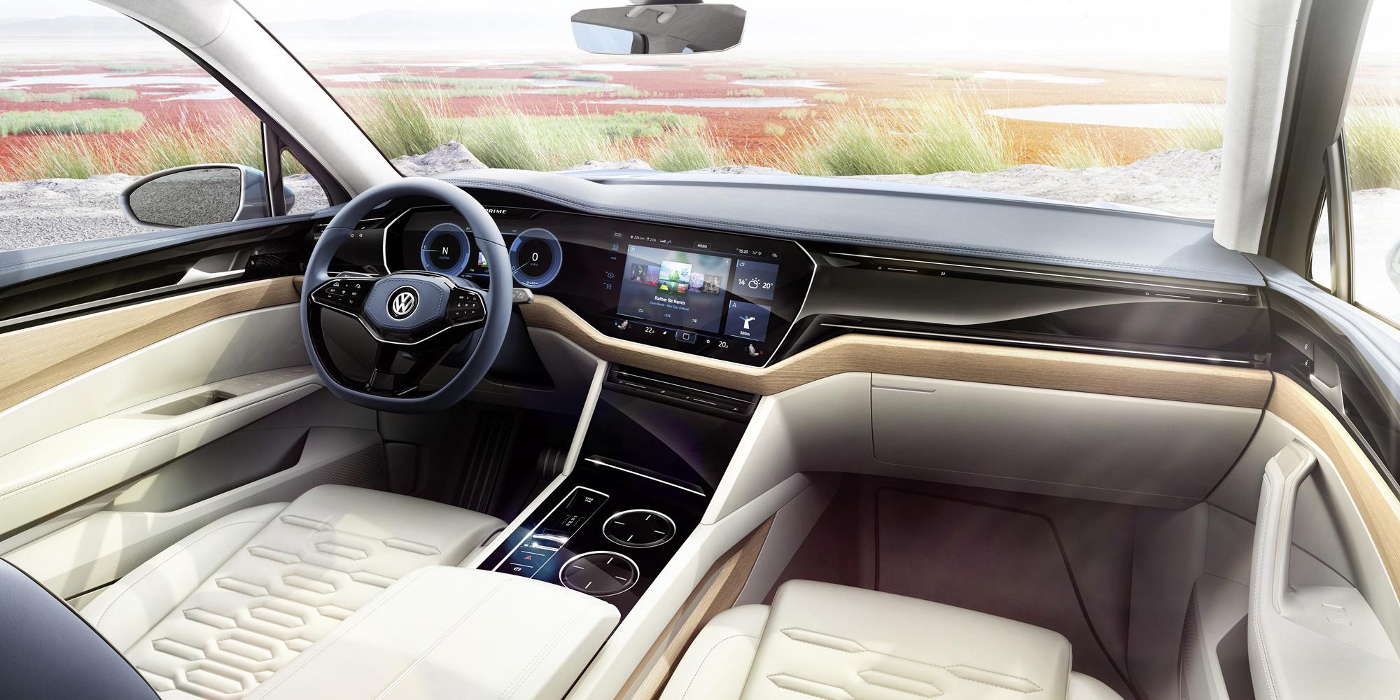 Volkswagen T Prime Concept GTE Wallpapers