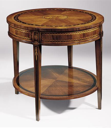 Wood Occasional Table