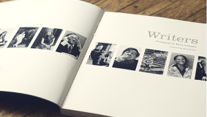Writers As Coffee Table Book