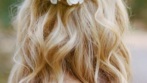 Amandagross Waterfall Wedding Hairstyles With Flowers