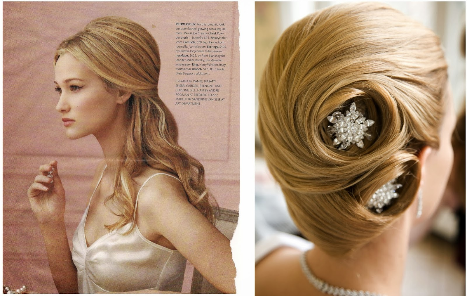 Braided Hairstyles For Long Hair Wedding