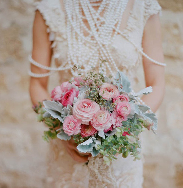 Chic and creative Wedding Flowers