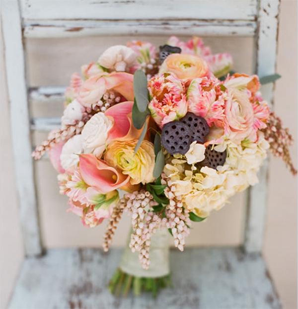 Chic Bridal Flower Design