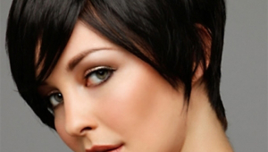 Chic Short Black Hair