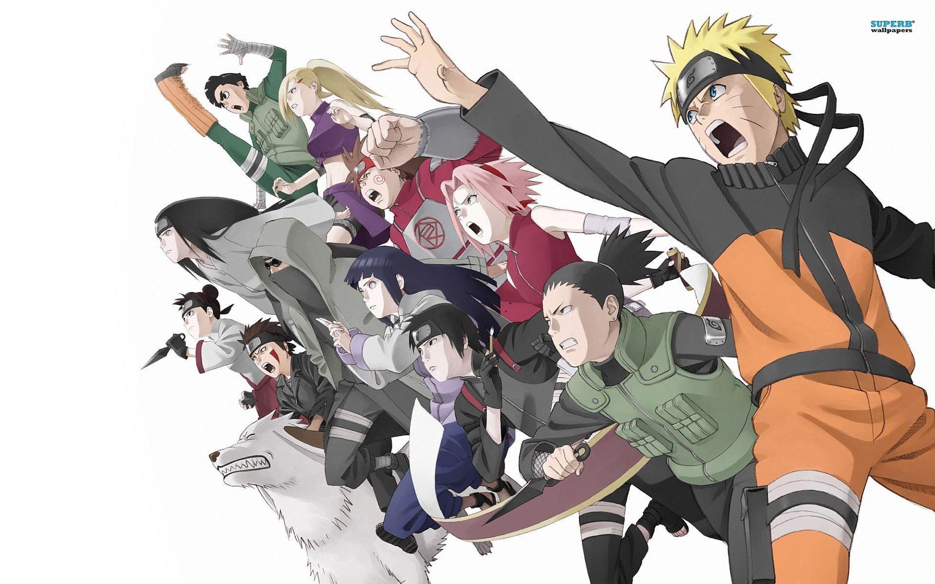 Cool Naruto Shippuuden Backgrounds