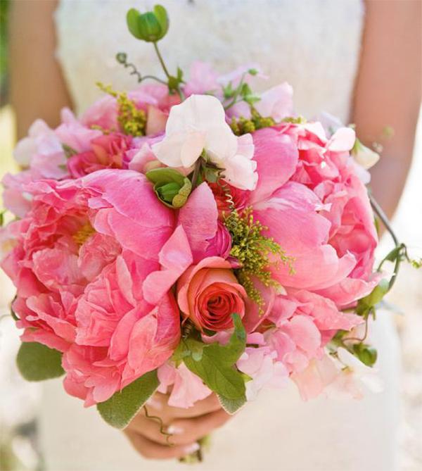 Cute Bridal Bouquet
