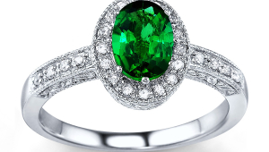 Emerald Rings For Women