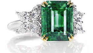 Emerald Rings Uk