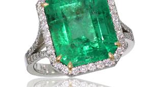 Engagement Rings Emerald Cut
