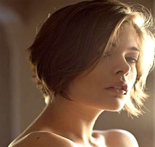 Hot Short Hairstyle