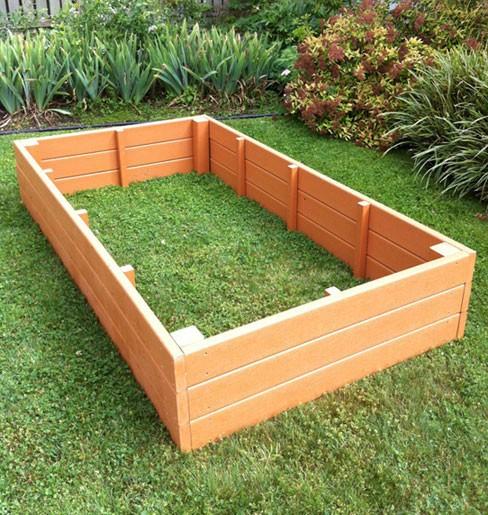 Ideas For Raised Garden Beds