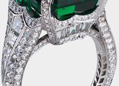 Natural Emerald Rings