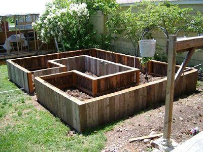 Raised Garden Beds Diy
