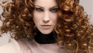 Red Long Curly Hairstyle