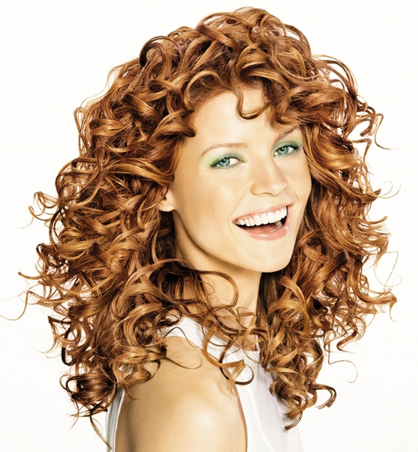 Long Curly Hairstyle Ideas