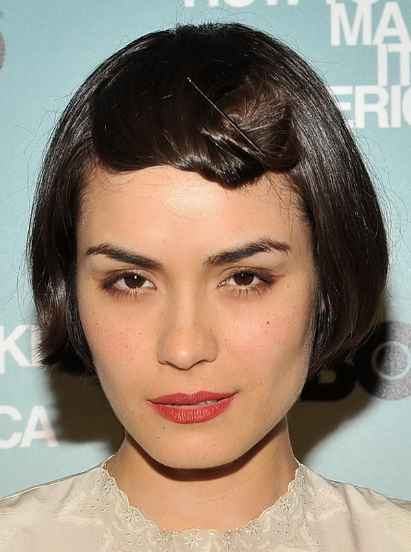 Short Black Hairstyle