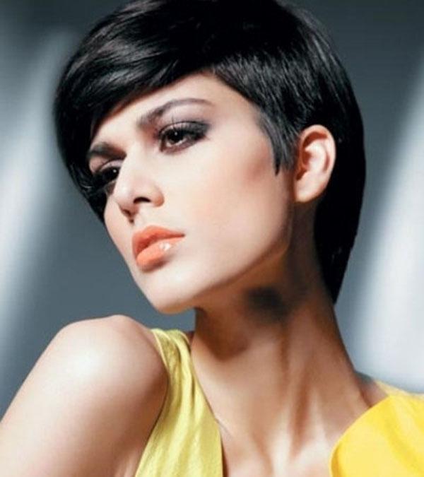 Short Black Hairstyle3