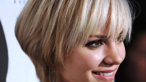 Short Blonde Hairstyle1