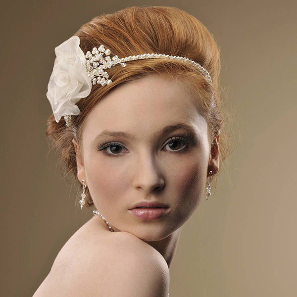 Stylish Bridal Hair