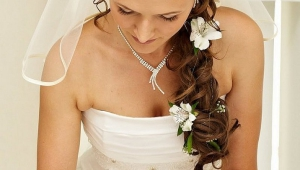 Wedding Hairstyles Long Hair Down Veil