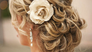 Wedding Hairstyles With Flowers Bold And Beautiful