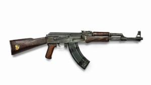 AK 47 HD Background