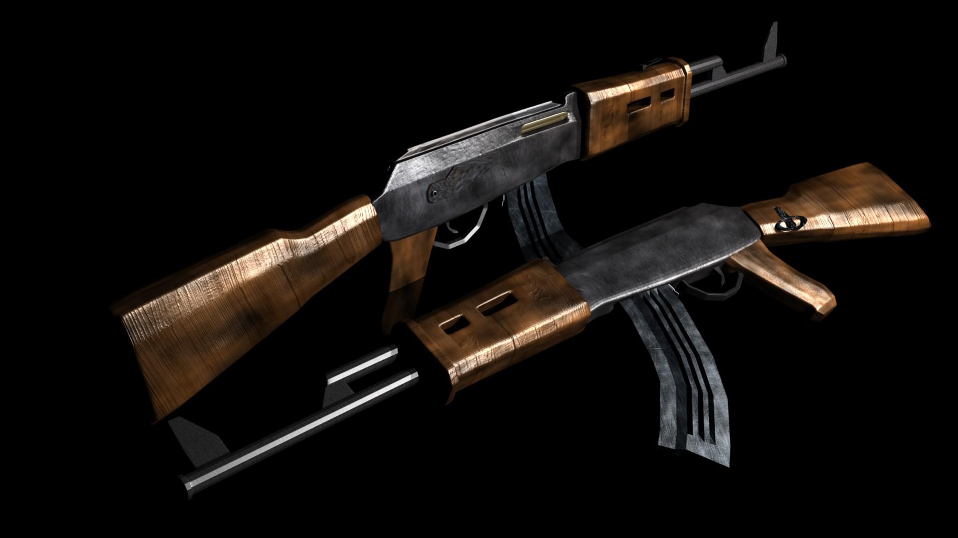 AK 47 Wallpapers