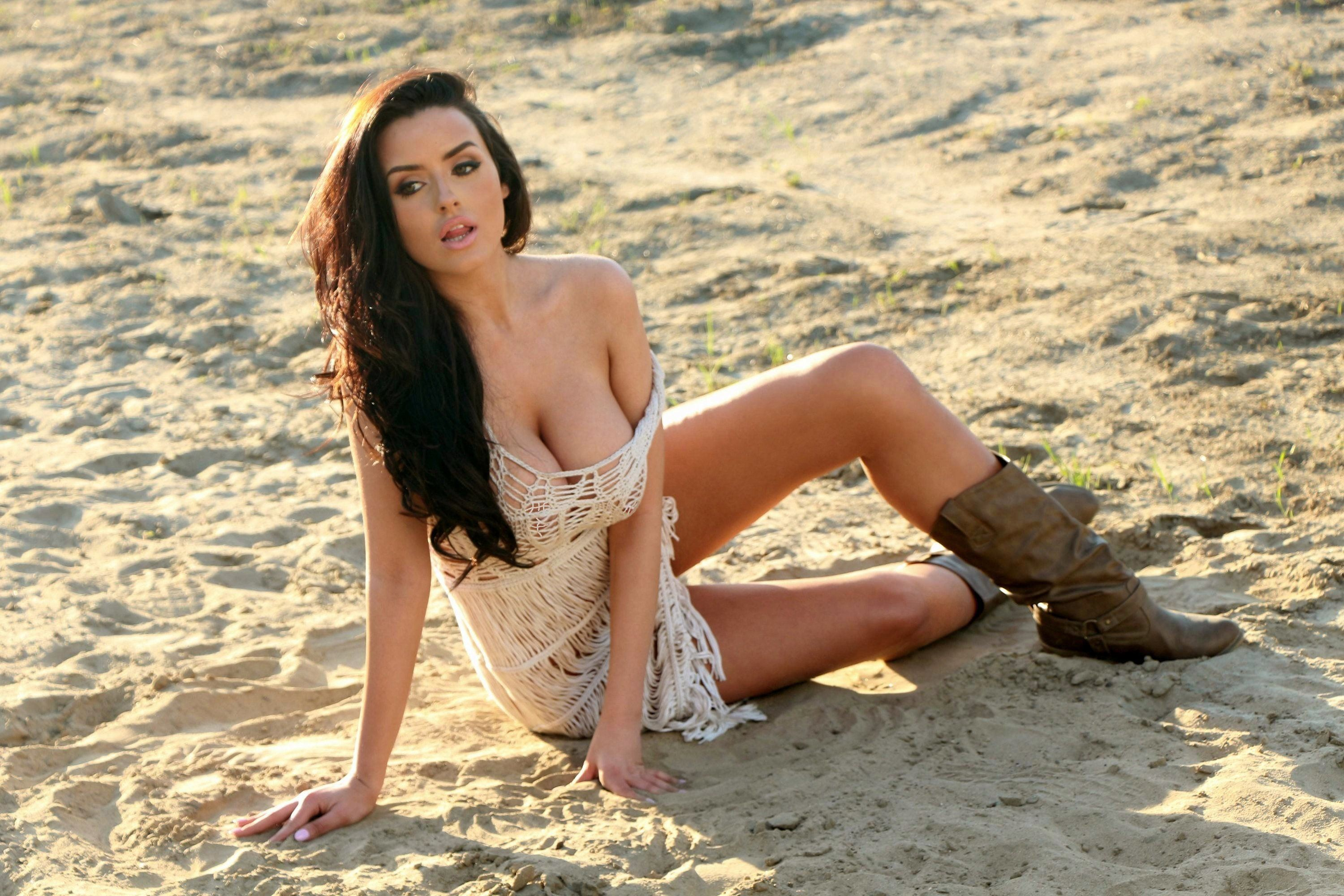 Abigail Ratchford Wallpaper For Laptop
