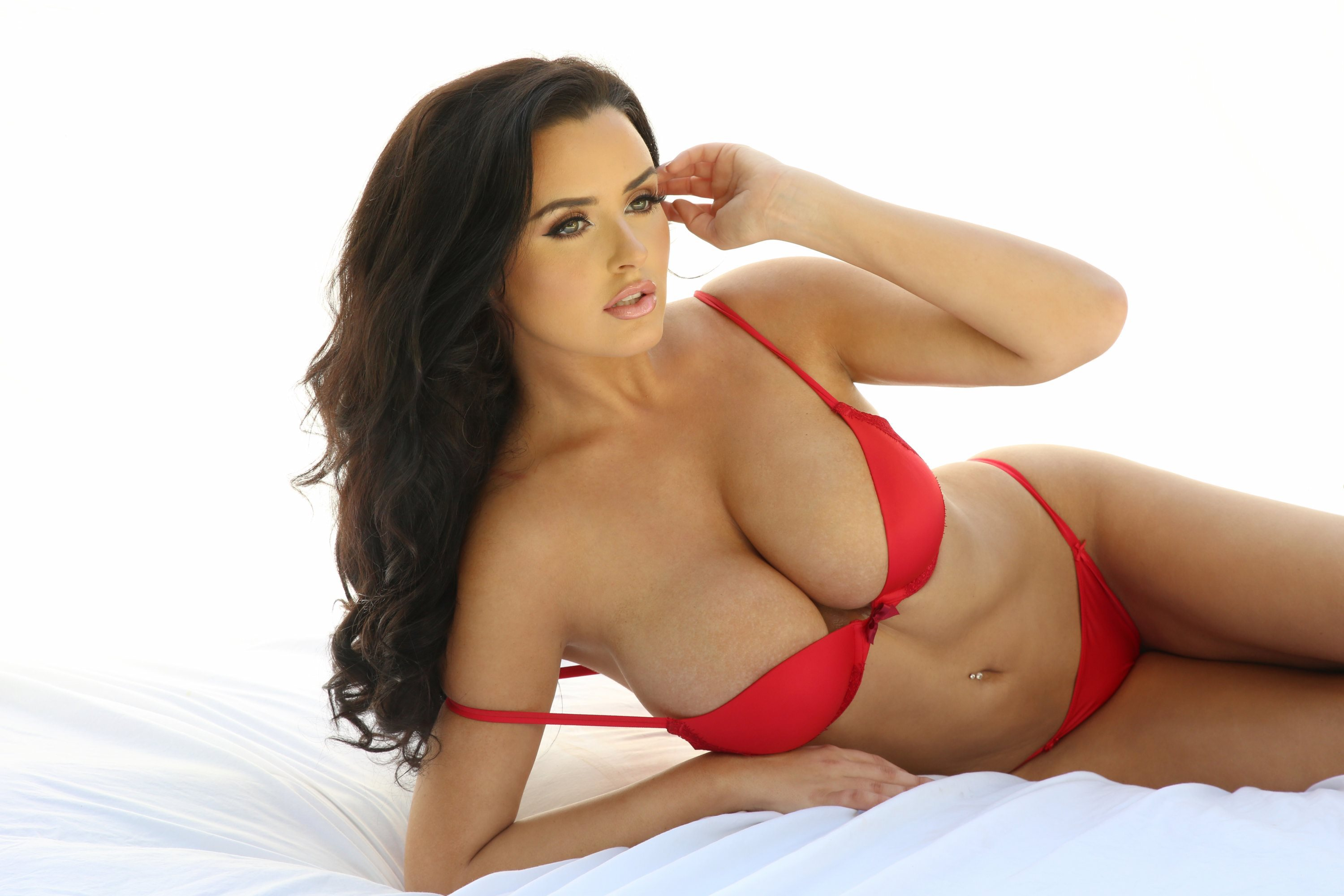 Abigail Ratchford For Desktop