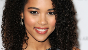 Alexandra Shipp Iphone Sexy Wallpapers