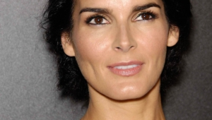 Angie Harmon HD Iphone