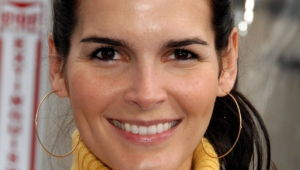 Angie Harmon For Smartphone