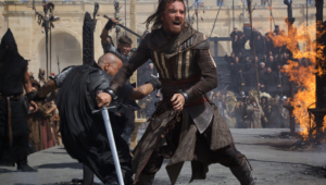 Assassin's Creed The Movie Image