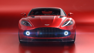 Aston Martin Vanquish Zagato Concept Wallpapers