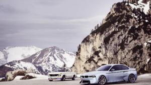 BMW 2002 Hommage Photos