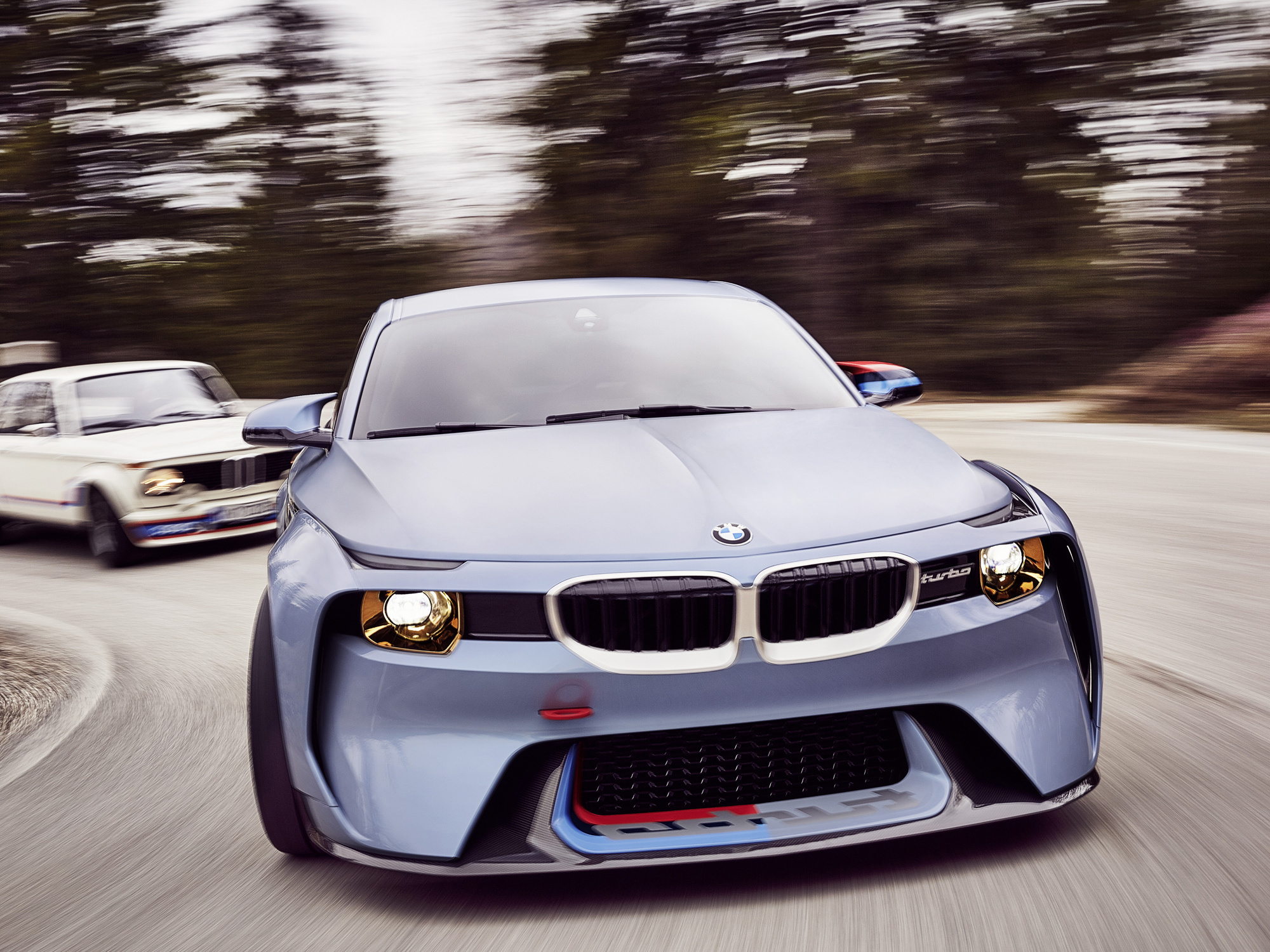 BMW 2002 Hommage Pictures