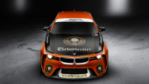 BMW 2002 Hommage Wallpaper