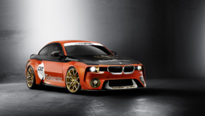 BMW 2002 Hommage Wallpapers