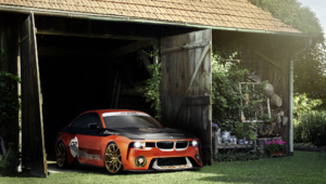 BMW 2002 Hommage Wallpapers HD