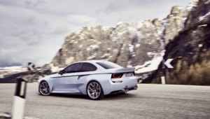 BMW 2002 Hommage Widescreen