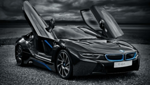 BMW I8 Computer Wallpaper
