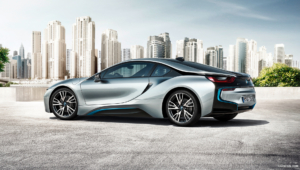 BMW I8 HD Background