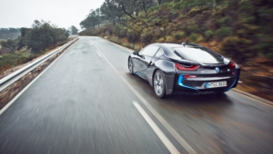 BMW I8 High Definition