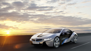 BMW I8 Full HD